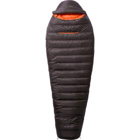 Y by Nordisk Arctic 1400 Sleeping Bag L coffee/orange